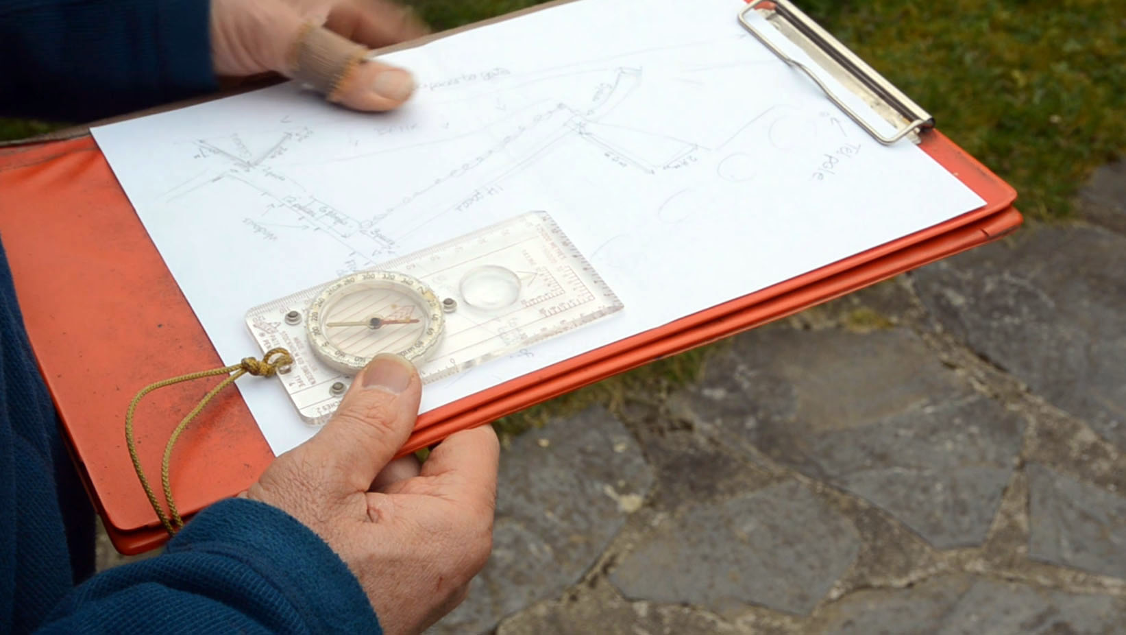 Compass and mapping